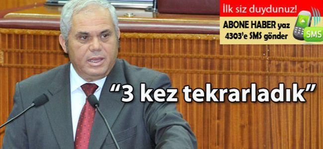 Mecliste gergin toplantı