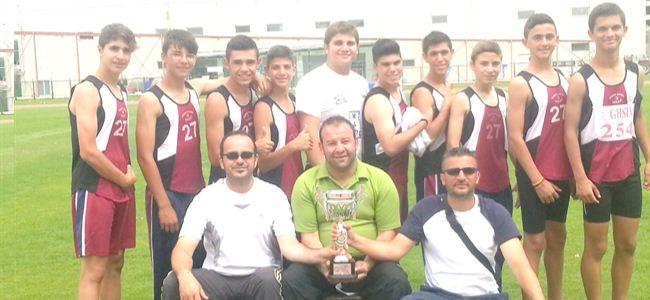 YDK Türkiye şampiyonu