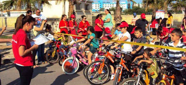 Miniland Bisiklet Şenliği yarın yapılıyor