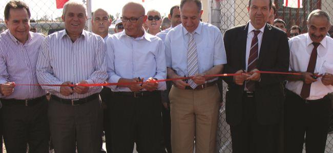 Balıkesir Stadı'nda görkemli açılış