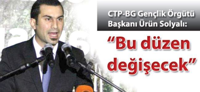 CTPden gençlere çağrı