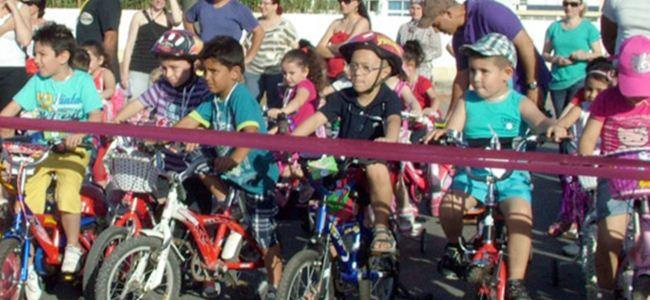 Miniland Bisiklet Şenliği yapıldı