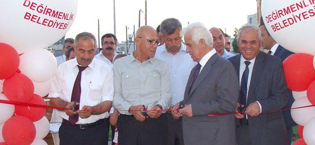 Gaziköy'e önemli tesis