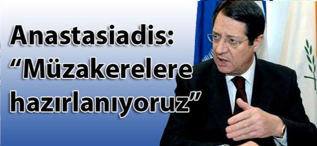 Güney Kıbrıs, müzakereleri tartışıyor