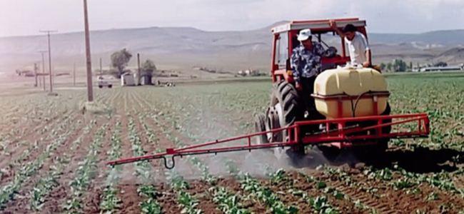 Tarımsal İlaçlar artık reçeteli