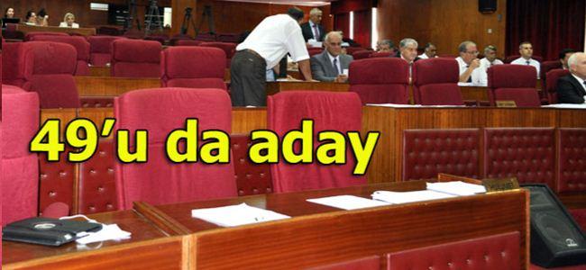 Milletvekilleri de aday