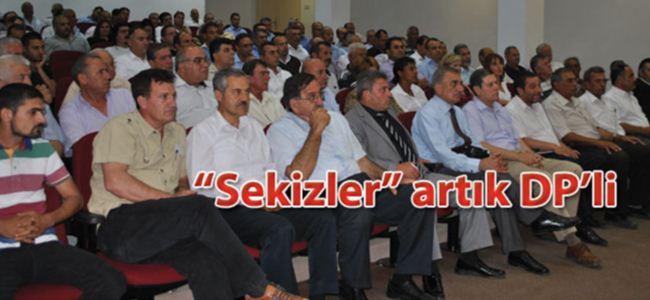 DP Parti Meclisi toplandı
