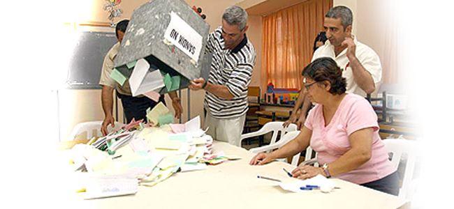 Seçim sürecine girildi