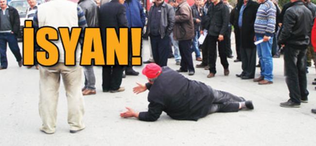 """""""ASRIN  PROJESİ""""NDE YASA DIŞI  TAŞIMA!"""
