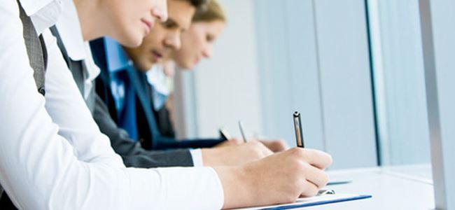 Sınavlar iptal