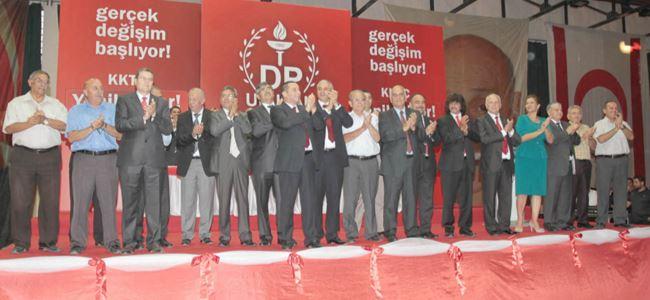 DP Ulusal Güçler siyaset sahnesinde