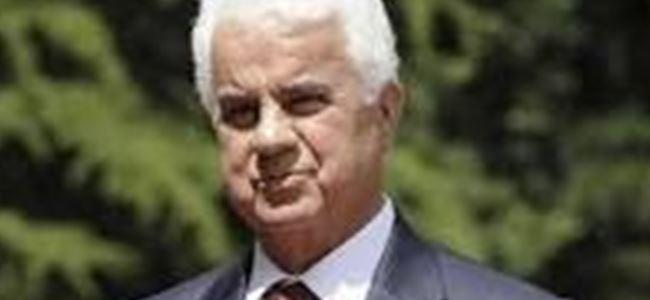 Eroğlu siyasi partiler ile görüşüyor
