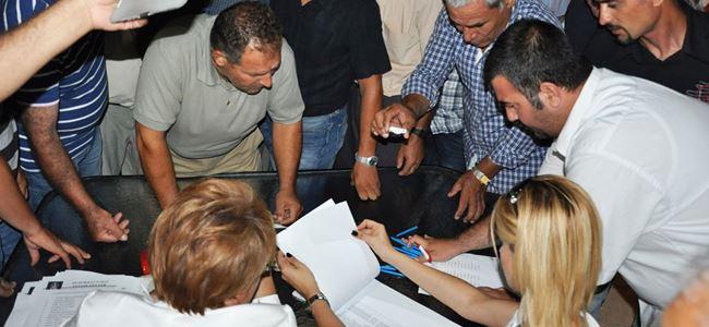 DP-UG, aday adaylarını tanıttı