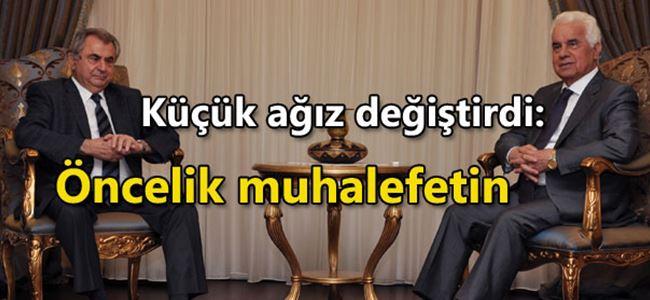 Eroğlu- UBP görüşmesi sona erdi