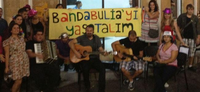 Baraka Kültür Merkezi'nden Bandabuliya'da Konser