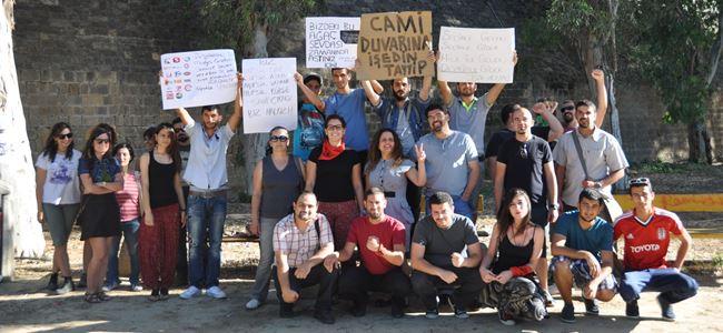Özgürlük ve demokrasi için haydi Kuğulu Park'a