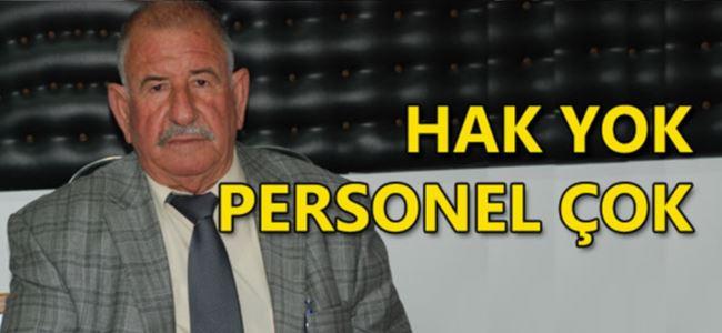Akdoğan Belediyesi'nde 'istihdama' tepki!