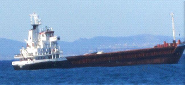 Mağusa Limanı önünde büyük tehlike