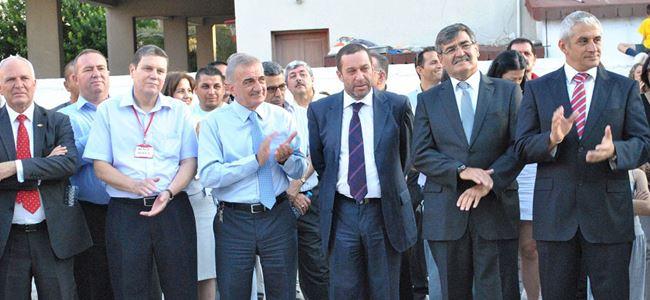 DP-UG Lefkoşa aday adayları tanıtıldı