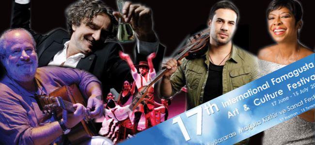 Kıbrısın festivali başlıyor