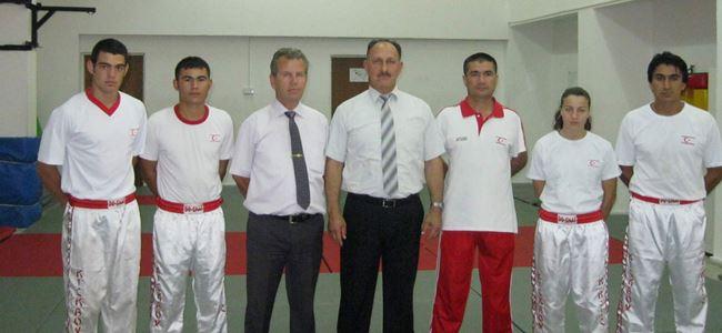 Kickboksçular Bosna yolcusu