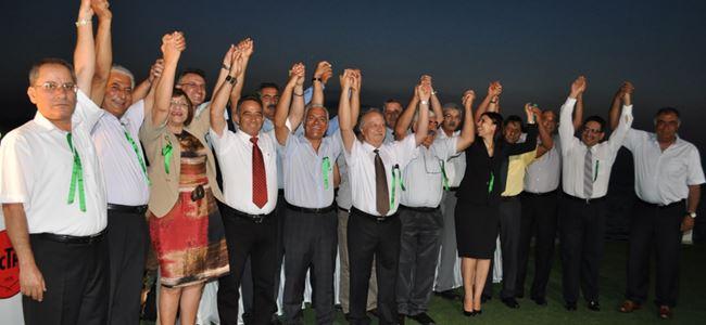 CTP-BG'nin adayları HAZIR