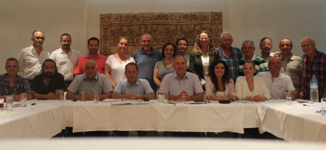 Limasol Kültür Evi için İlk Adımlar Atıldı