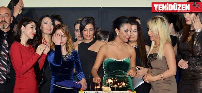 Bahar Kuaför Güzellik Akademisinden 50 mezun