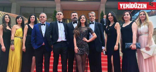 Dr. Dilaranın galası Cannesda yapıldı