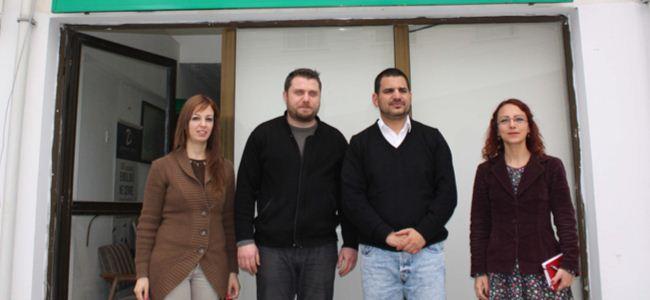 Refikoğlu, Biyologlar Derneğini ziyaret etti