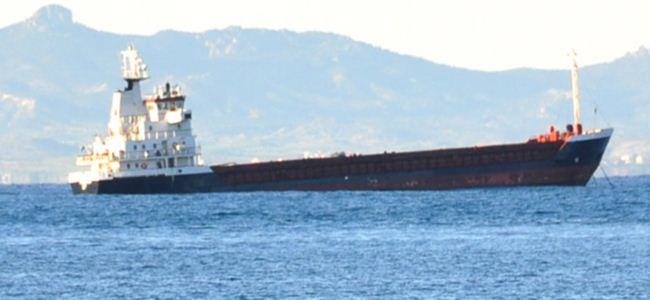 Yük gemilerinde sahte belgeler ele geçirildi