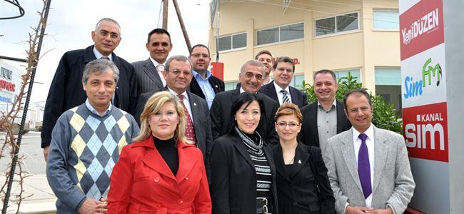 Arabacıoğlu ve ekibi UNITED Medya'da