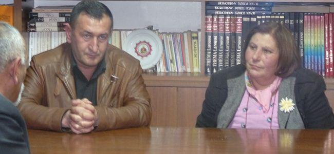 Cengiz, projelerini anlattı