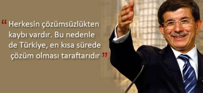 Davutoğlu Kathimerini'ye röportaj verdi