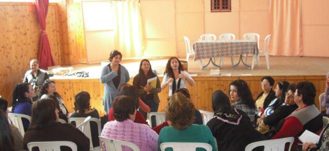 KAYAD Esentepe'de Kadına Yönelik Atölye Çalışması yaptı