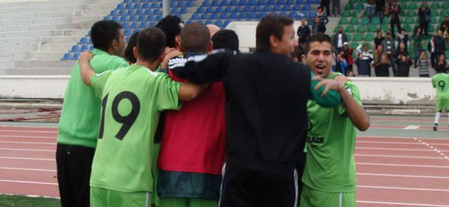 GG oynadı, Serdarlı izledi: 5-0