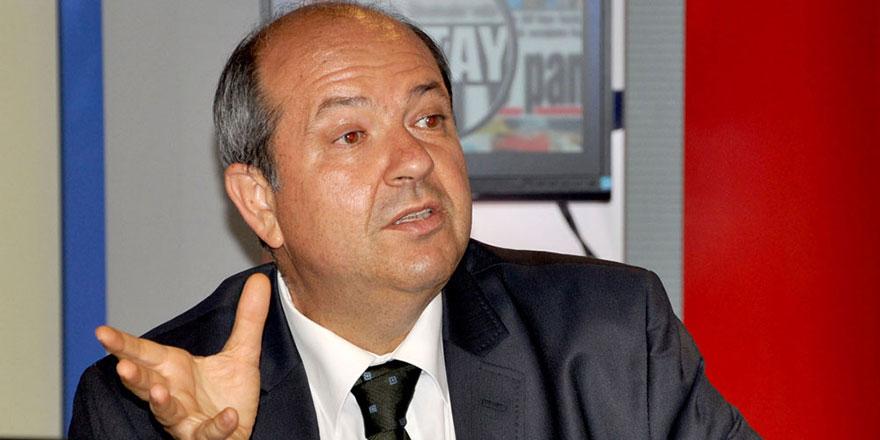 """Tatar: """"Asıl üzerinde durulması gereken 5.2 Milyar TL'lik iç borç"""""""