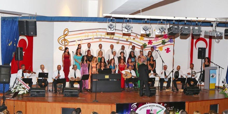 Lefkoşa Müzik Derneği Türk Müziği Korosu, 10 Ocak akşamı konser veriyor