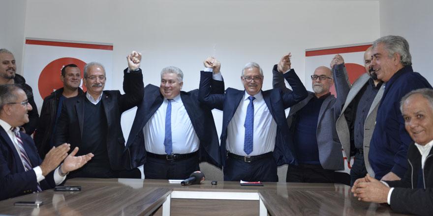 'Toplumcu Kurtuluş Partisi; 'YENİ GÜÇLER'