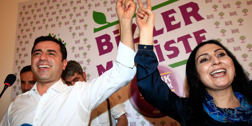 AİHM Büyük Daire, Demirtaş'ın derhal tahliye edilmesi gerektiğine hükmetti