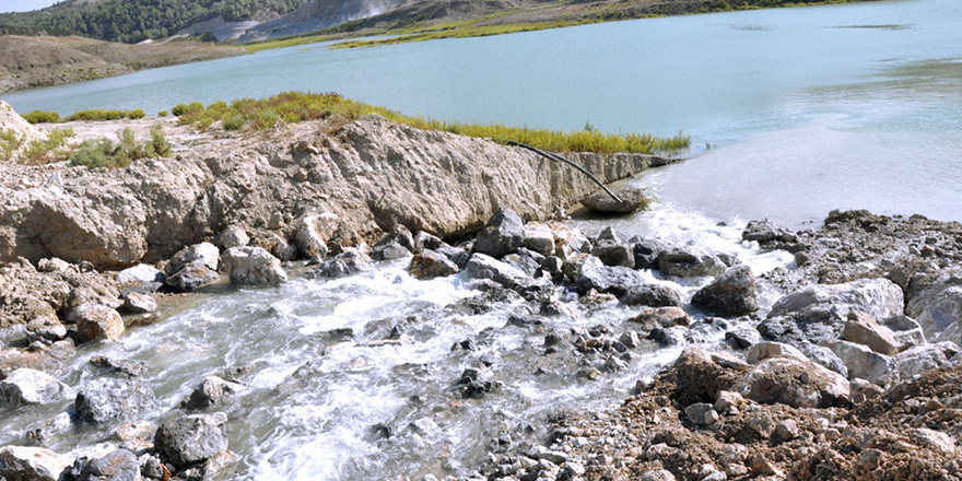 Karpaz'a iki gün su yok!