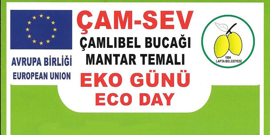 Mantar temalı 3. Eko Gün Etkinliği, Pazar Günü Çamlıbel'de…