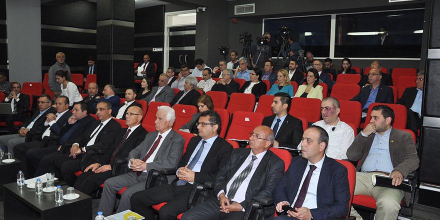Kıbrıs Türk Ticaret Odası'nın 54. Genel Kurulu yapıldı