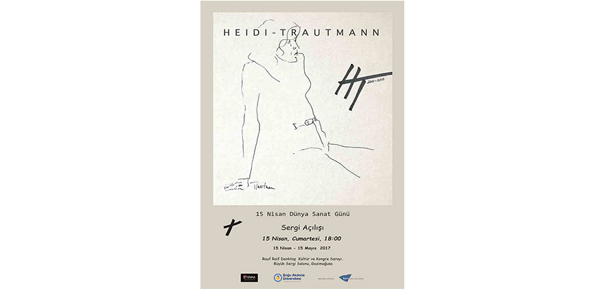 DAÜ'de Heidi Trautmann sergisi