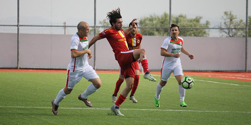 Akova Mesarya'yı BTM'ye itti: 2-0