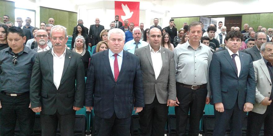 TKP Yeni Güçler yürütme kurulunu belirleyecek.