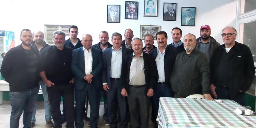 Akçay'da başkan Hasan Çuvalcıoğlu