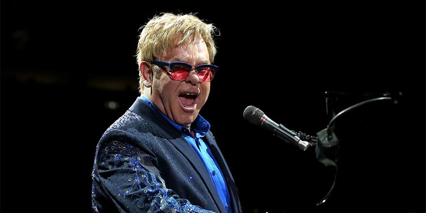 Elton John ölümcül bakteri kaptı