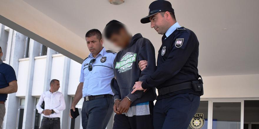 Zanlıya 7 gün ek tutukluluk…