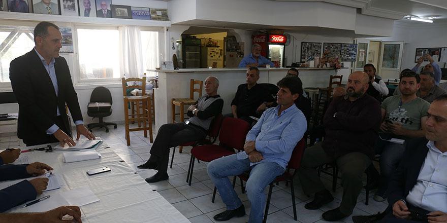 Yenicami'de görev dağılımı yapıldı